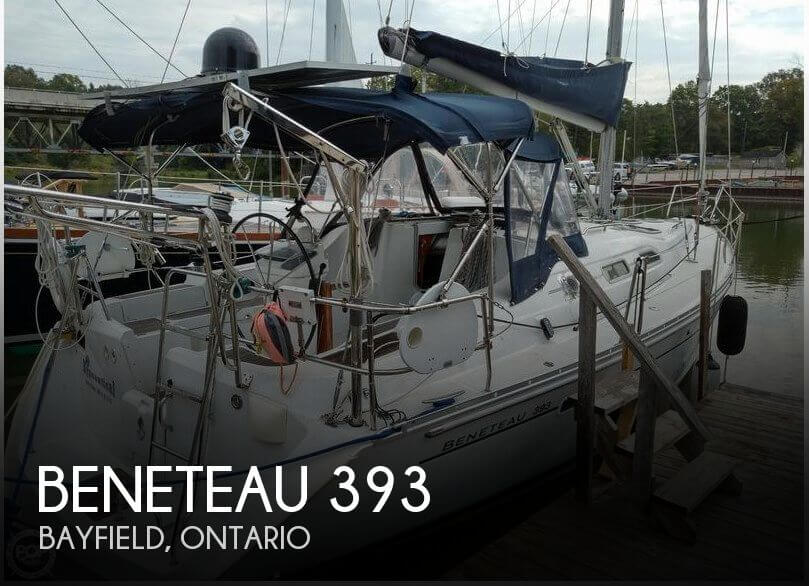 Used Boats For Sale in Canada by owner | 2007 Beneteau 39
