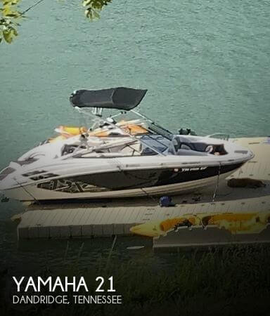 Used Boats For Sale in Asheville, North Carolina by owner | 2009 Yamaha 21