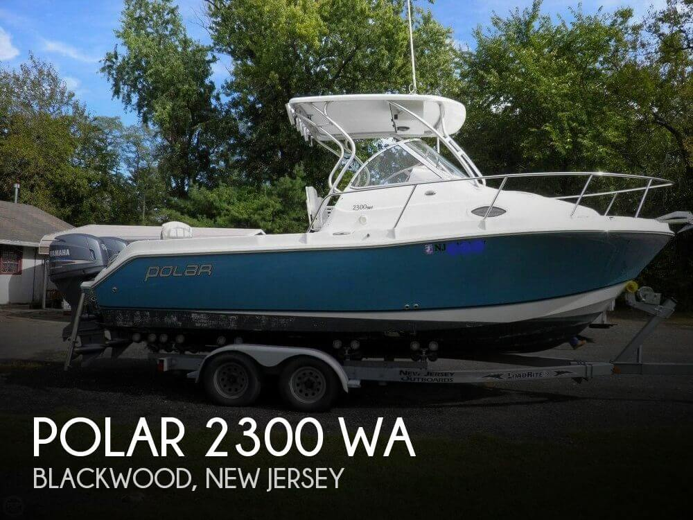 Used Polar Boats For Sale by owner | 2007 Polar 2300 WA