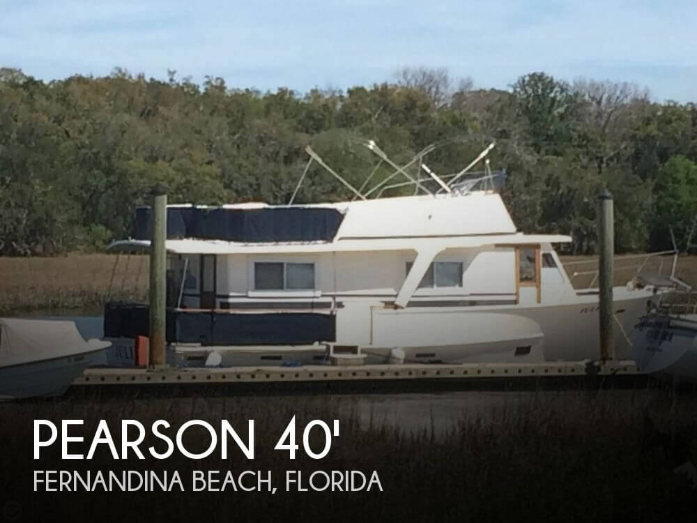 Used Pearson Boats For Sale by owner | 1985 Pearson 43