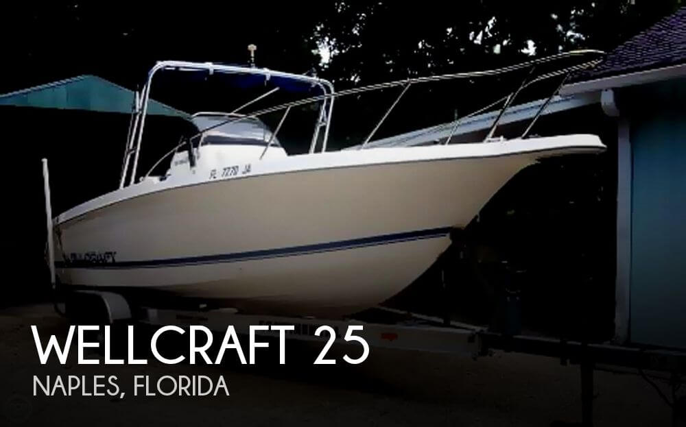 Used Wellcraft 25 Boats For Sale by owner | 1996 Wellcraft 25