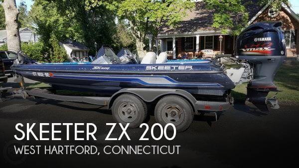 2012 SKEETER 18 for sale