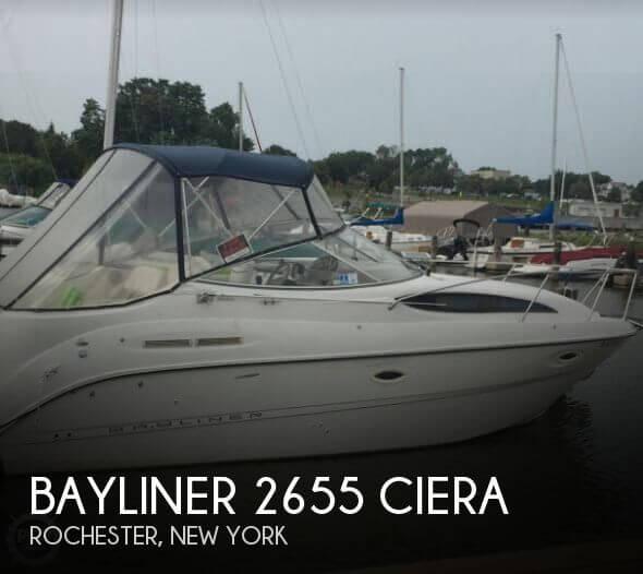Used Bayliner 26 Boats For Sale by owner   2002 Bayliner 26