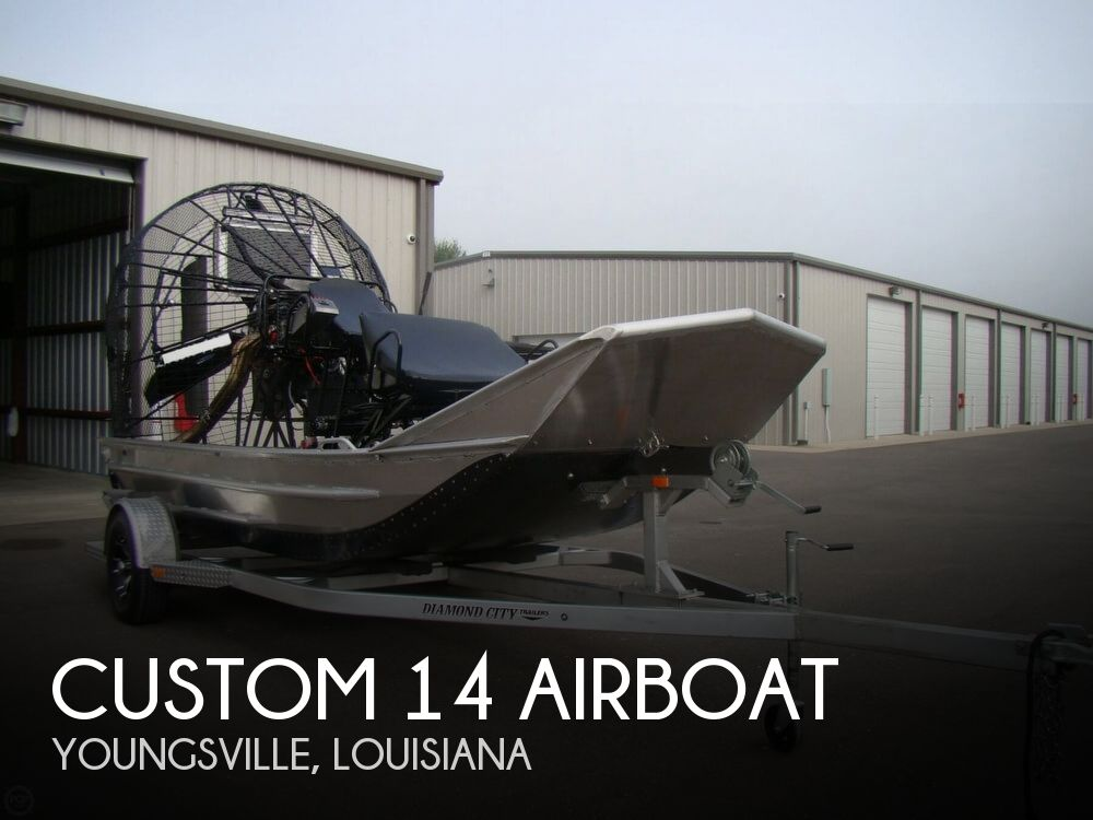Airboats for sale