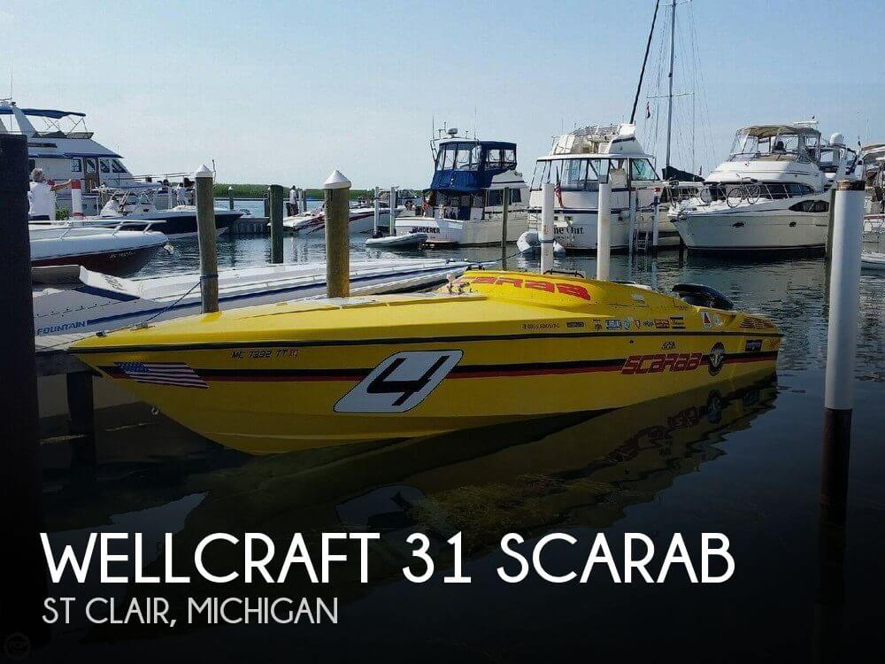 Used Wellcraft Boats For Sale in Michigan by owner | 1996 Wellcraft 31