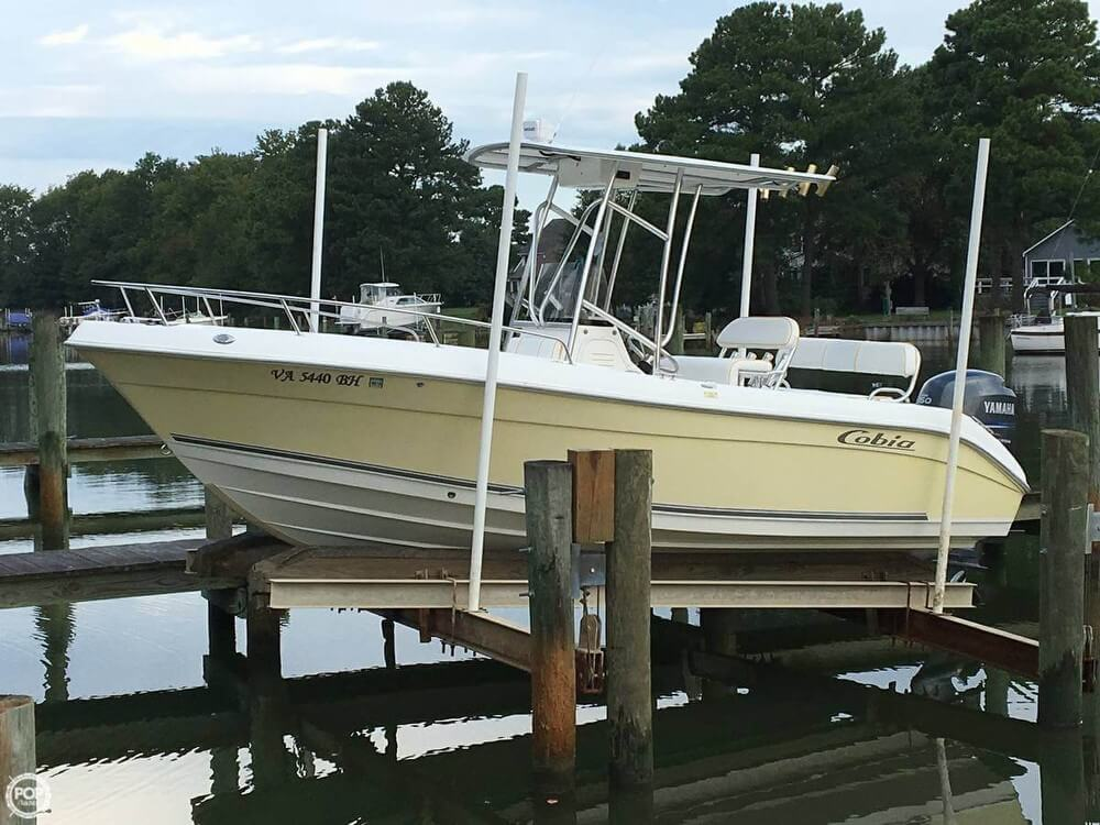 2005 COBIA 21 for sale