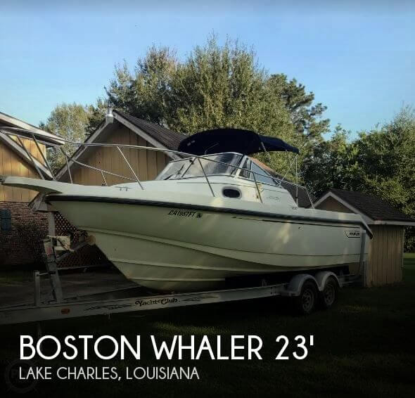 Used Boston Whaler 23 Boats For Sale by owner | 1999 Boston Whaler 23