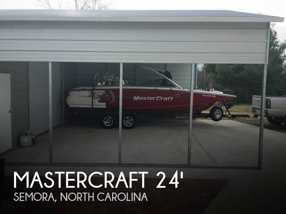 Used Boats For Sale in Durham, North Carolina by owner | 2008 Mastercraft 24