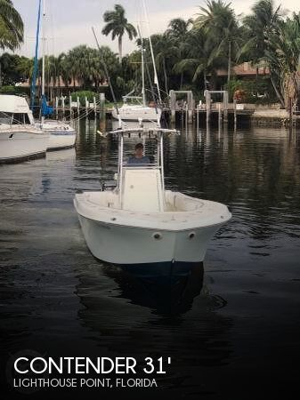 Used Contender Boats For Sale by owner | 1995 Contender 31
