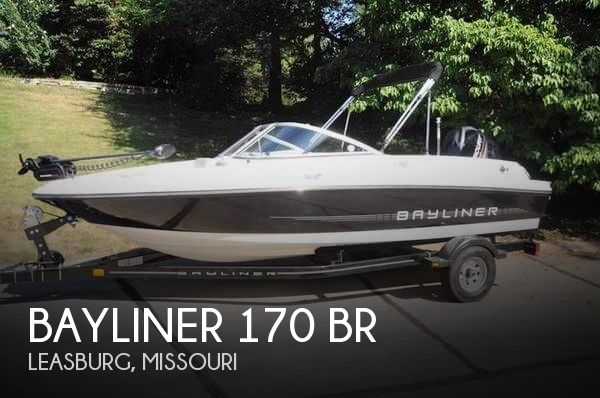 Used Bayliner 170 Boats For Sale by owner | 2013 Bayliner 170