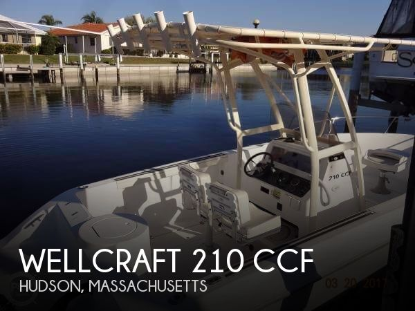 Used Wellcraft 21 Boats For Sale by owner | 1998 Wellcraft 21