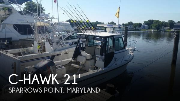 Used C-Hawk Boats For Sale by owner | 2001 C-Hawk 21