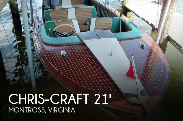 1961 CHRIS CRAFT 21 for sale