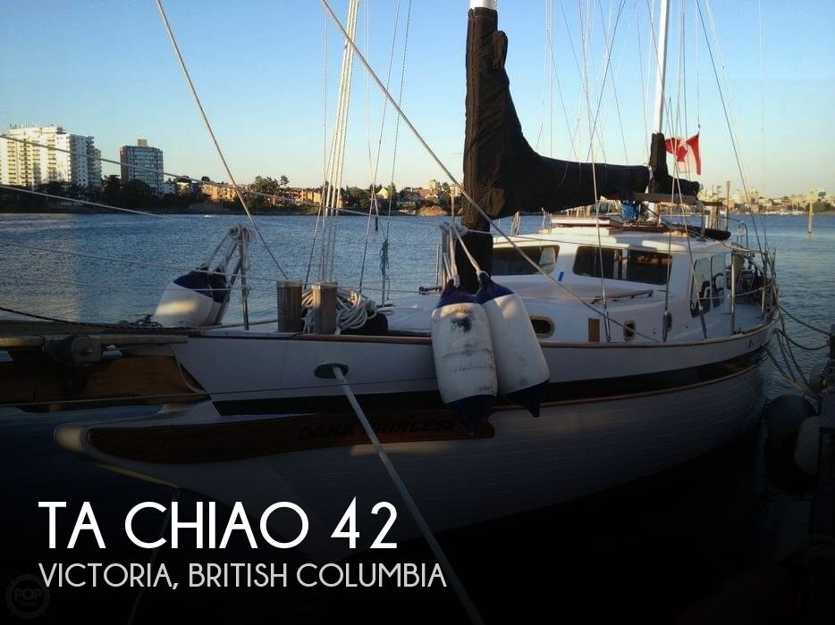 Used Ta Chiao Boats For Sale by owner | 1985 Ta Chiao 42