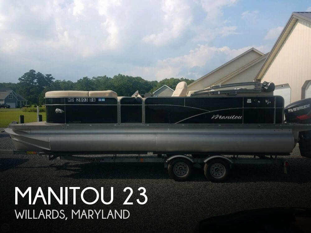 Used Manitou Boats For Sale by owner | 2016 Manitou 23