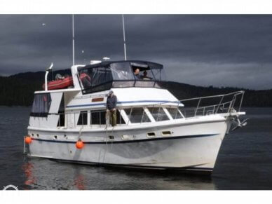 CHB 48 Trawler Motoryacht, 48', for sale - $129,000