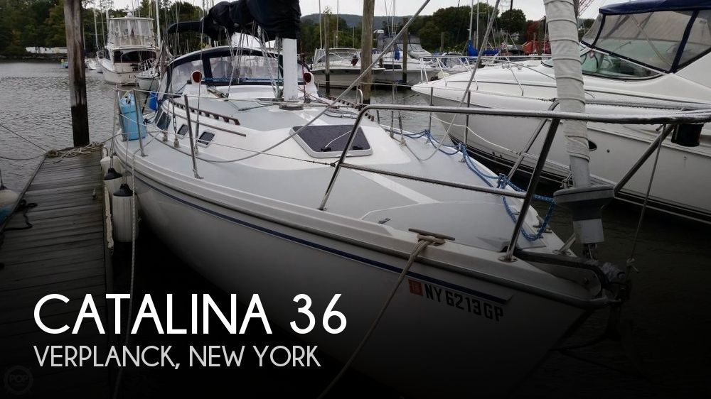 Used Sailboats For Sale in New York by owner | 1990 Catalina 36