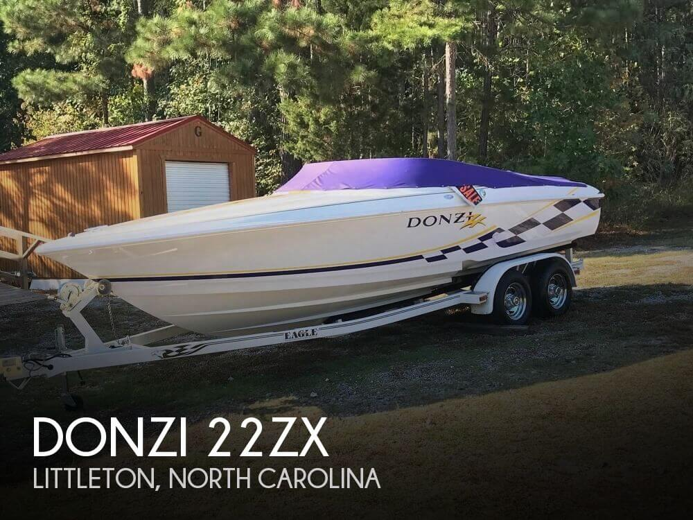 Donzi Boats For Sale In North Carolina - Page 1 of 1 | Boat Buys