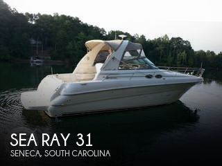 Used Boats For Sale in Greenville, South Carolina by owner | 2001 Sea Ray 31