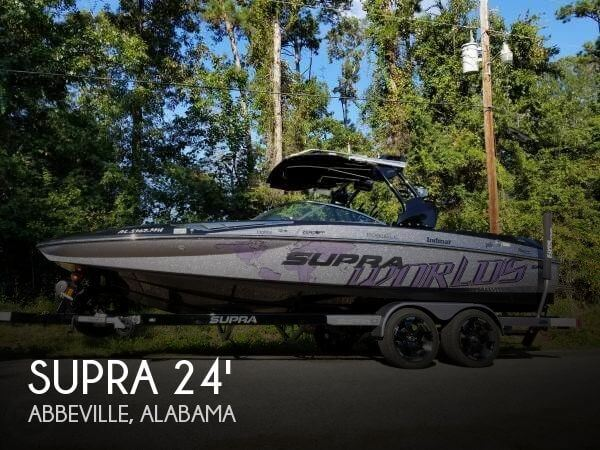 Used Boats For Sale in Dothan, Alabama by owner | 2013 Supra 22