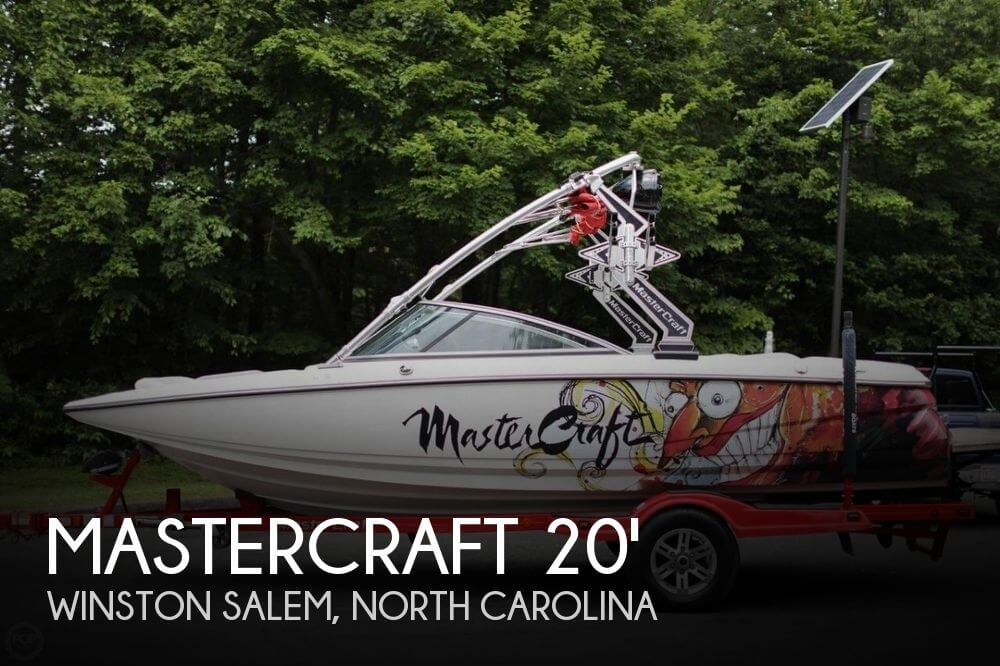 Used Ski Boats For Sale in North Carolina by owner | 2007 Mastercraft 20