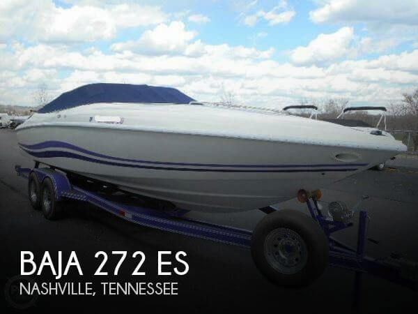 Used Boats For Sale in Clarksville, Tennessee by owner | 1994 Baja 27