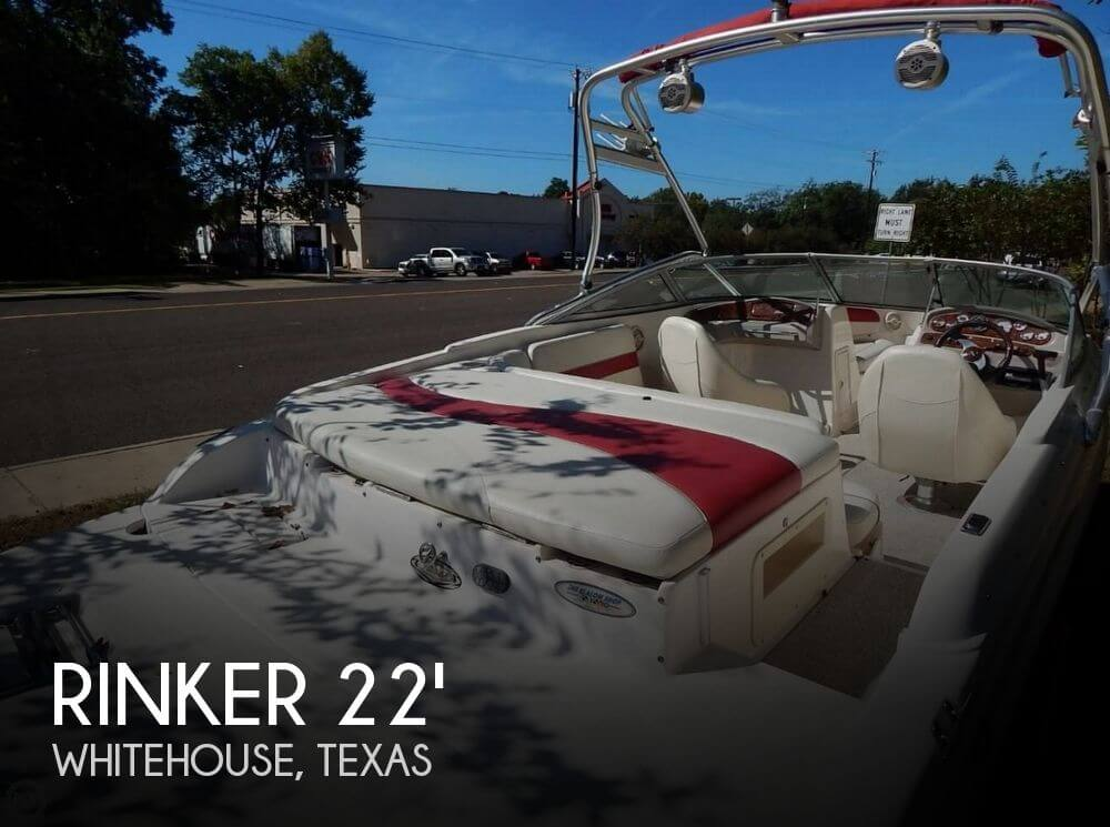 Used Rinker Boats For Sale in Texas by owner | 2005 Rinker 212 RX Captiva