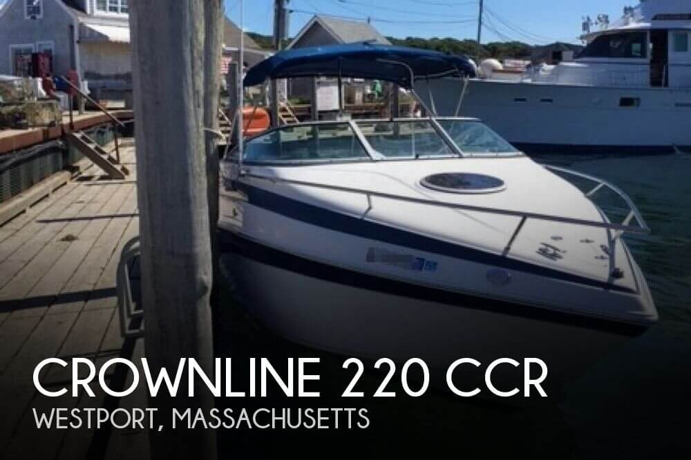 Used Crownline Ski Boats For Sale by owner | 2006 Crownline 220 CCR