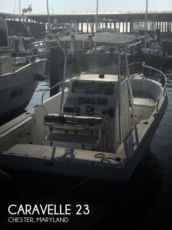 Used Caravelle Boats For Sale by owner   2002 Caravelle 23