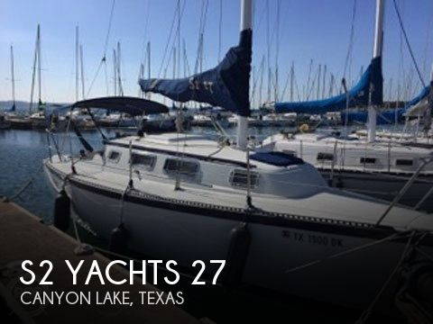 Used Boats For Sale by owner | 1985 S2 Yachts 27