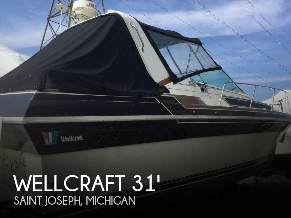 Used Wellcraft Boats For Sale in Michigan by owner | 1985 Wellcraft 31