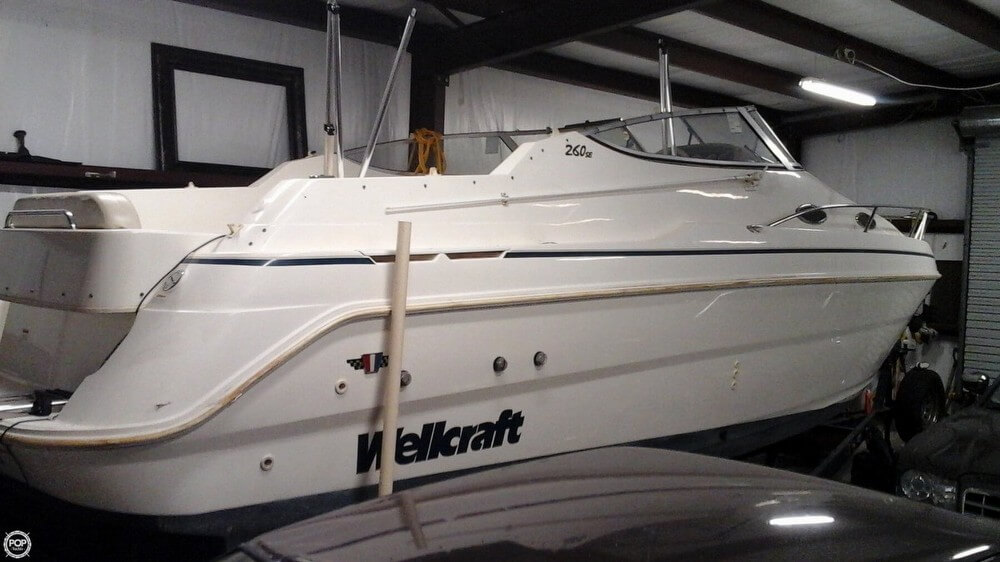 1998 Wellcraft 260 SE - #$LI_INDEX