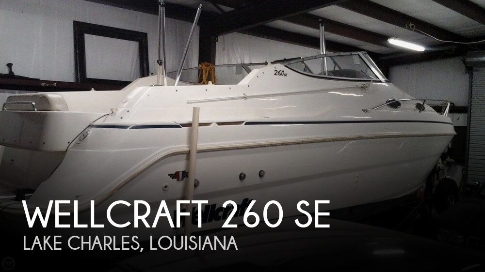 Used Wellcraft 26 Boats For Sale by owner | 1998 Wellcraft 26