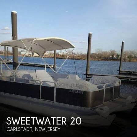 Used Pontoon Boats For Sale by owner | 2004 Sweetwater 20