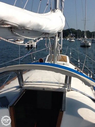 Sabre 28 Mark II, 28', for sale - $10,000