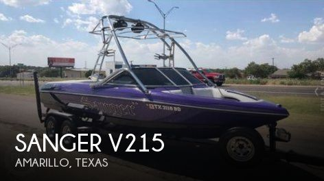 Used Boats For Sale in Amarillo, Texas by owner | 2010 Sanger 23