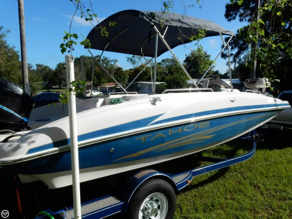 sold tahoe 195 boat in orlando fl 137968 rh popyachts com Silverado Radio Wiring Trailblazer Radio Wiring