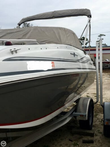 Hurricane 187 Sun Deck, 18', for sale - $26,900