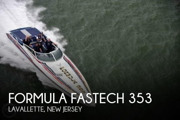 Used Formula Boats For Sale by owner | 2001 Formula 35