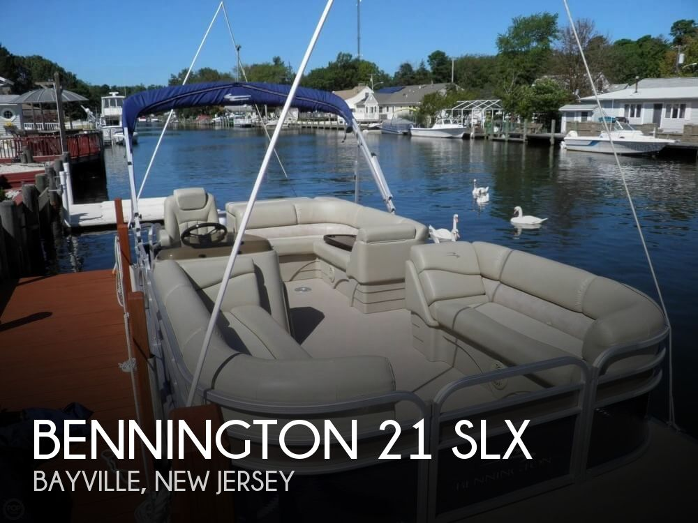 Used Bennington Pontoon Boats For Sale by owner | 2014 Bennington 21
