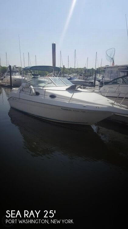 Used Sea Ray 25 Boats For Sale by owner | 1995 Sea Ray 25