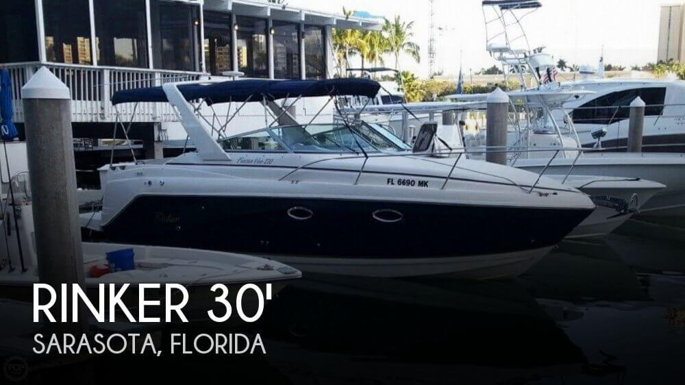 Used Rinker 30 Boats For Sale by owner | 2004 Rinker 30