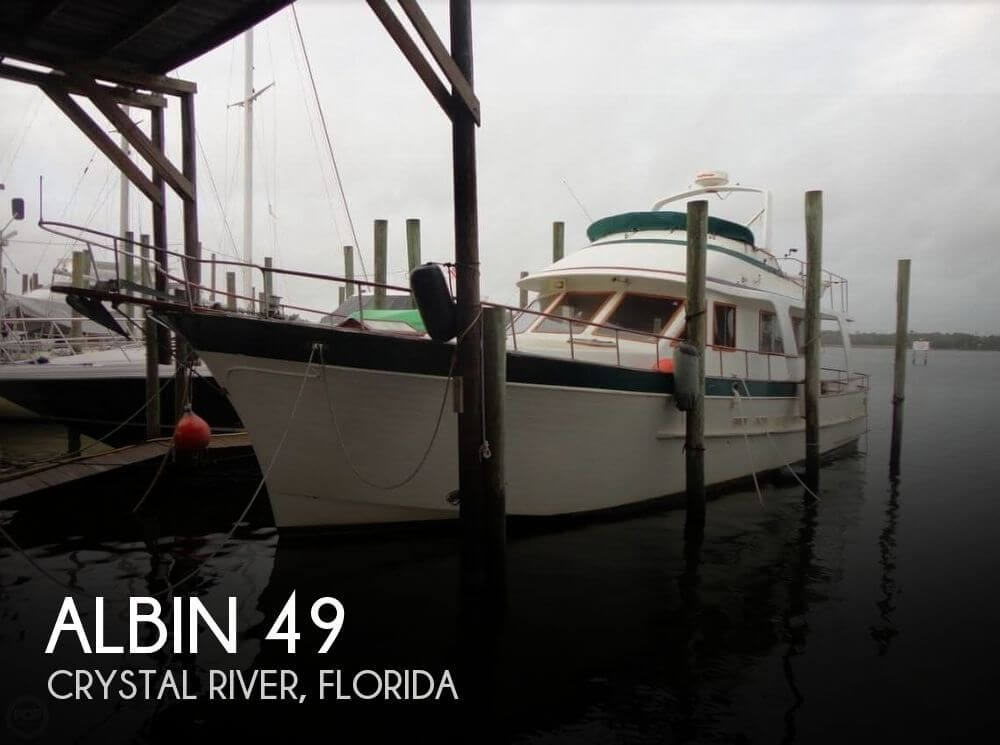 Used Albin Boats For Sale by owner | 1980 Albin 49