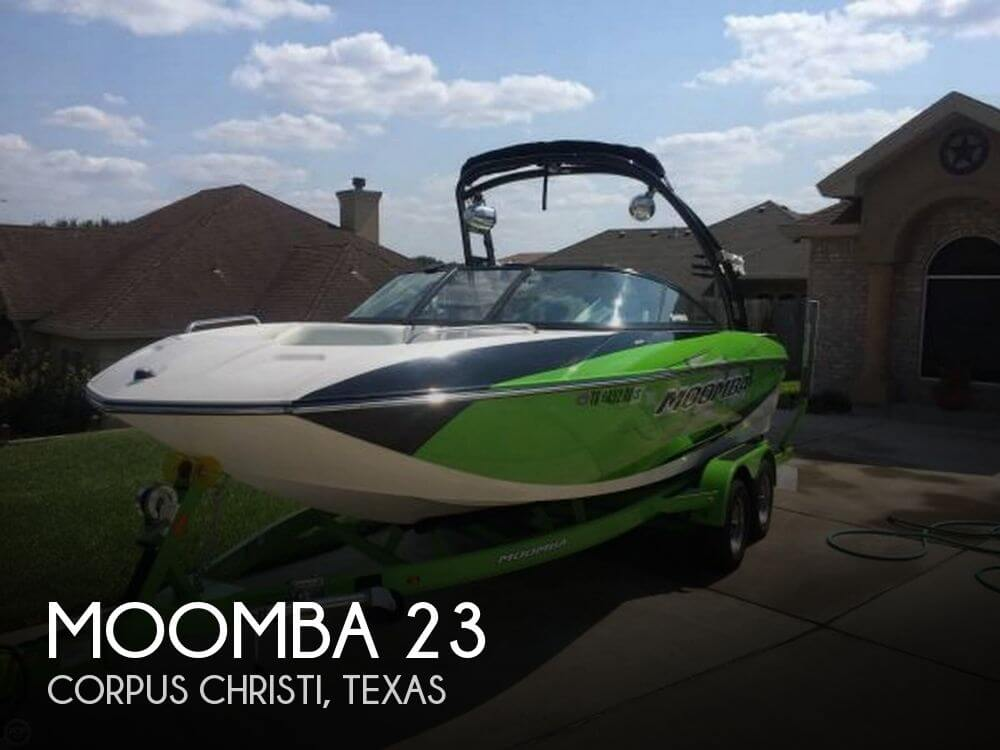 Used Boats For Sale in Corpus Christi, Texas by owner | 2013 Moomba 23