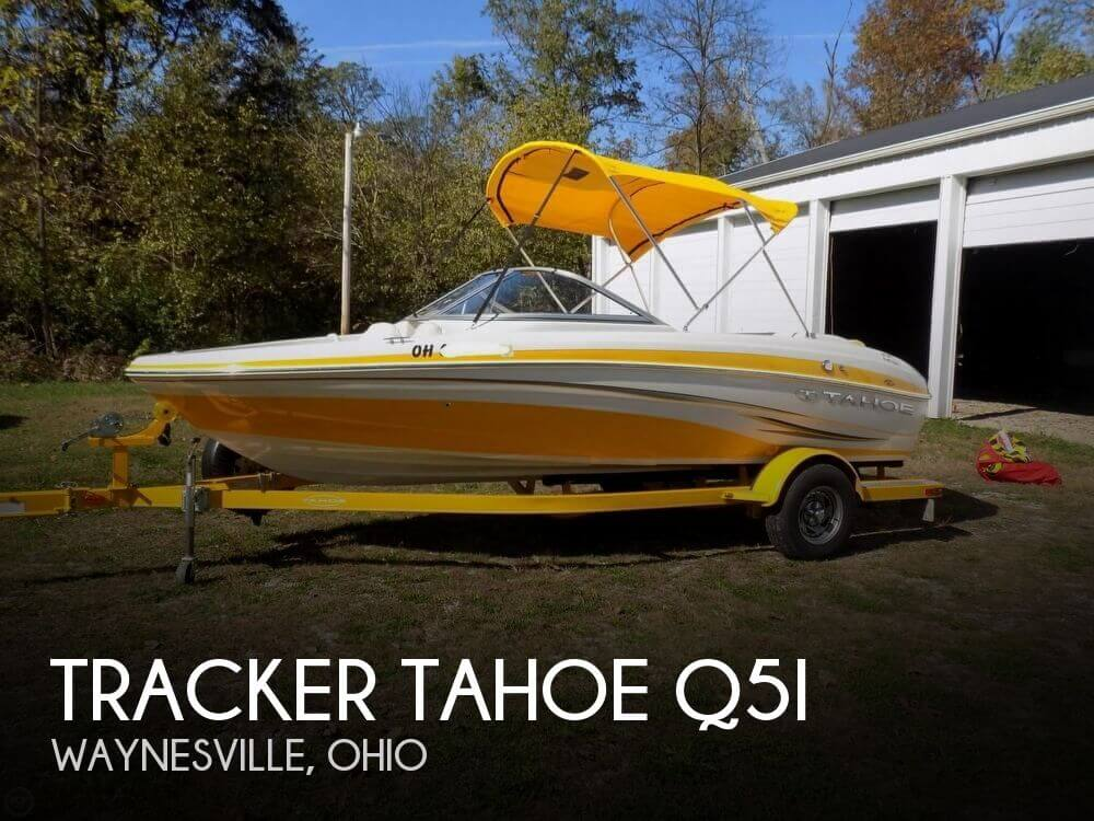 2012 TRACKER BOATS TAHOE Q5I for sale