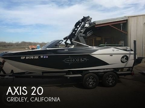 Used Axis Boats For Sale by owner | 2017 Axis 20