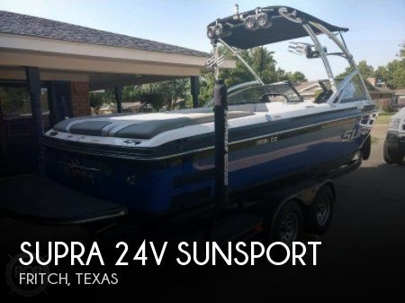 Used Boats For Sale in Amarillo, Texas by owner | 2009 Supra 24