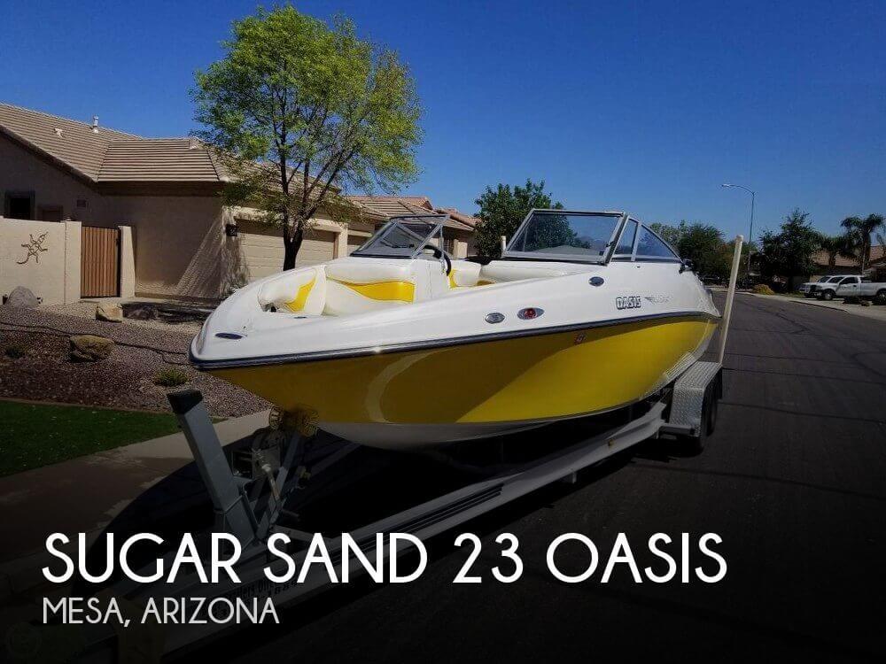 2008 SUGAR SANDS 23 for sale
