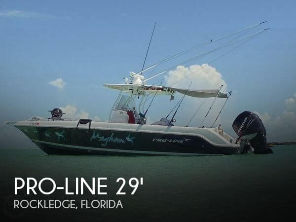 Used Pro-Line Boats For Sale by owner | 2007 Pro-Line 29