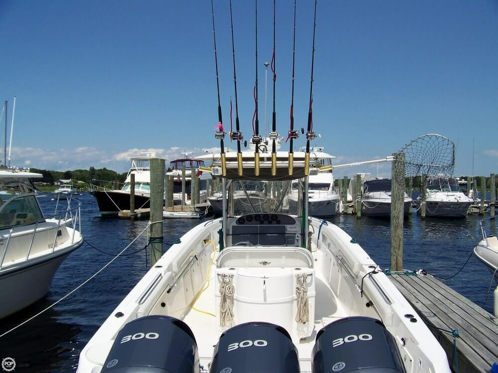 2006 Wellcraft boat for sale, model of the boat is 352 Tournament & Image # 8 of 40